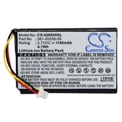 batterie p. Garmin Camper 660LMT-D