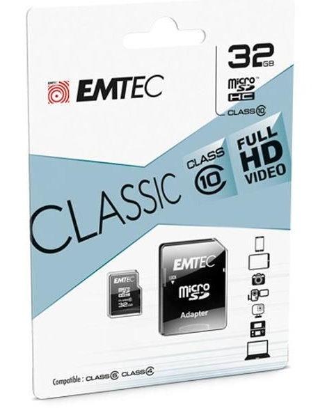 Carte mémoire 32GB p. TomTom Start 62