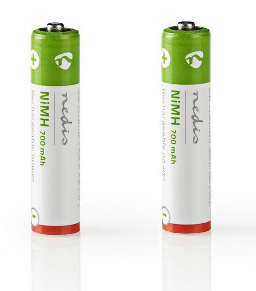 2x batterie de téléphone pour Philips XL495