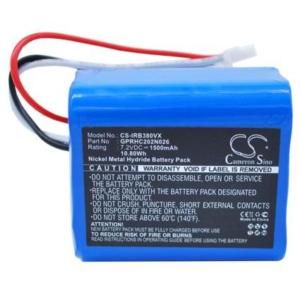 Batterie p. iRobot Braava 390T